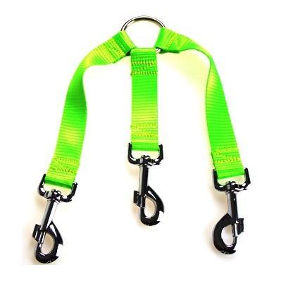 Tripleur NYLON FLUO vert