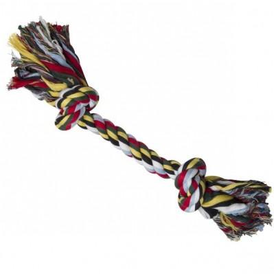 corde de coton 2 noeuds 25 cm
