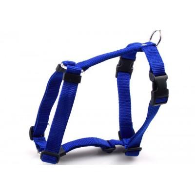 Harnais nylon Classic Bleu