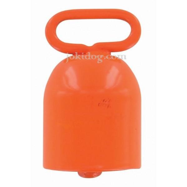 Grelot cloche orange