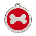 Médailles Os RED DINGO