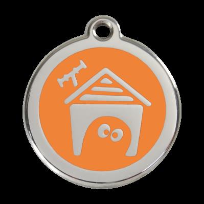 Médailles niche à chien RED-DINGO