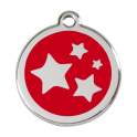 Médailles Etoiles RED-DINGO
