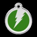 Médailles Flash RED-DINGO