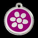 Médailles Fleur RED-DINGO