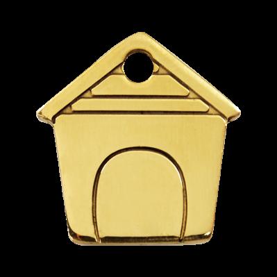 Médailles Niche à chien laiton RED-DINGO
