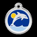 Médailles Dauphin RED-DINGO