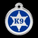 Médailles Sheriff RED-DINGO