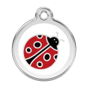 Médailles Coccinelle RED-DINGO