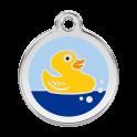 Médailles  Canard RED-DINGO