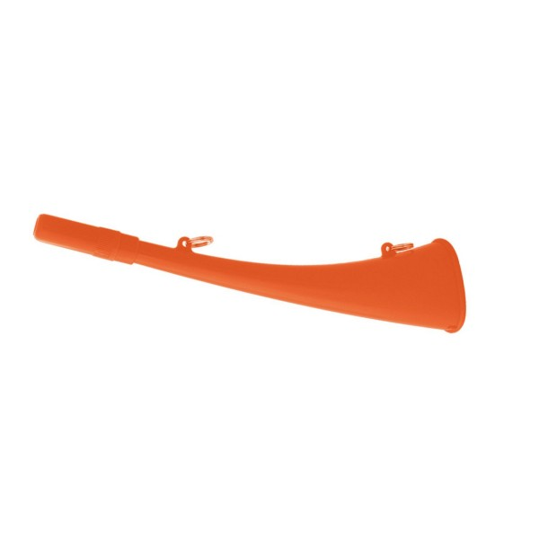 corne d'appel 25 cm ABS orange- ELLESS