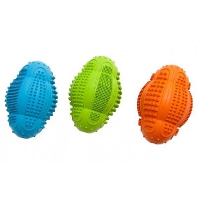 jouet ruffus dental bouncer 10,5 cm x 7 cm