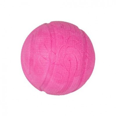 balle dina parfum franboise rose 7 cm