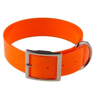 Collier TPU 38 mm x 60 cm orange