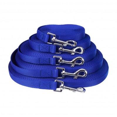 longe nylon classic bleu 20 mm