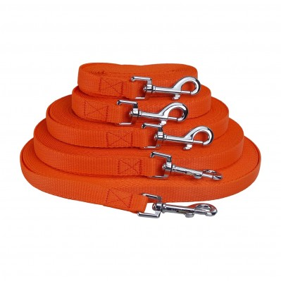 longe nylon classic orange 20 mm
