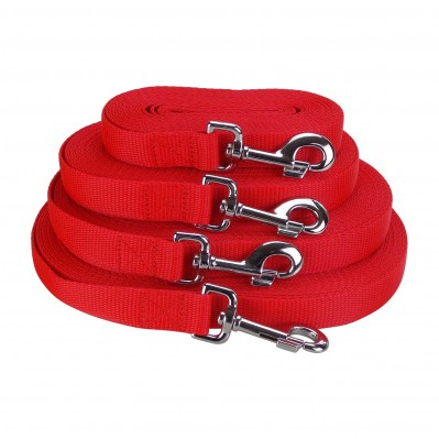 longe nylon classic rouge 25 mm