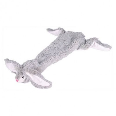 Peluche Lapin plat sonore